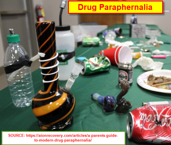 Maine Drug Paraphernalia Law