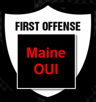 First DUI Maine Penalties