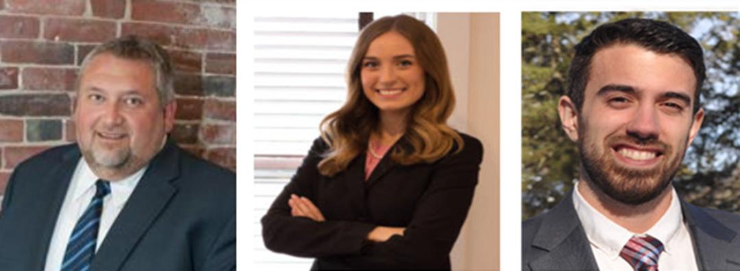 John Webb Katie Campbell Vincent LoConte Lawyers Maine