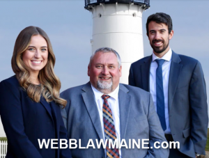 Webb Law Maine