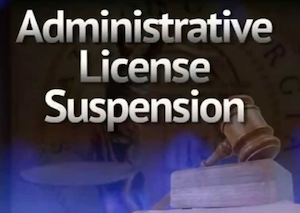 Administrative License Suspension